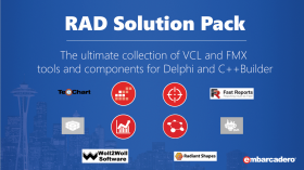 Join me at CodeRage for my session on the RAD Solution Pack