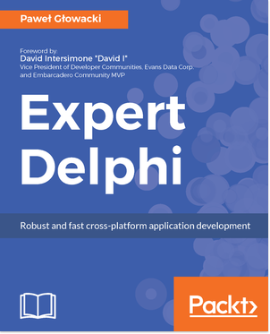 "My ""Expert Delphi"" book published!"