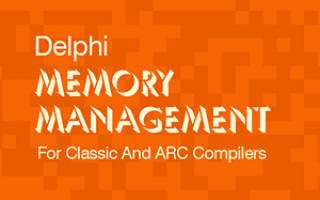 "New ""Delphi Memory Management"" book is a hit!"