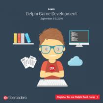Delphi Free 5-Days Online Training This Week!