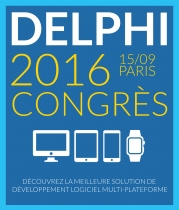Delphi Congress 2016 in Paris was great!