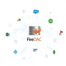 New CData FireDAC drivers