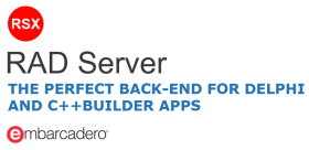 RAD Server Deep Dive Webinar, June 16th (tomorrow!)