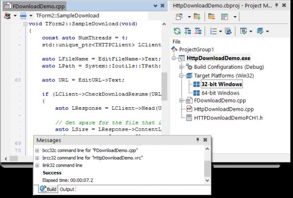 Bientôt en C++Builder : Support du standard C++11 pour Win32
