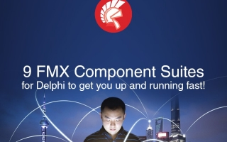 9 FireMonkey Component Suites To Get You Up And Running Fast In Delphi 10.2 Tokyo