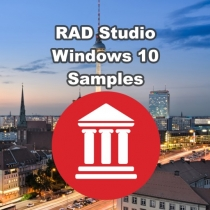 Get Up To Speed Fast With These Four Windows 10 Samples For RAD Studio Berlin
