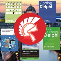 Top 5 Delphi Books Which Can Turn You Into An Object Pascal Rockstar