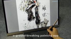 Digital Painting App Expresii Powered By Delphi Brings Realistic Watercolors To Life
