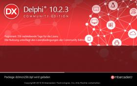 Delphi/C++Builder Community Edition - kostenfreie Edition für nicht kommerzielle Zwecke