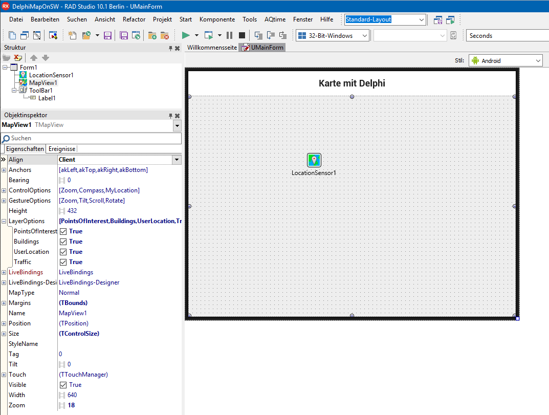 cross platform development mit delphi 10 2 firemonkey fur windows mac os x macos linux
