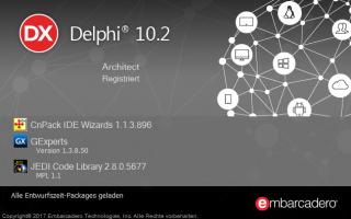Tech Tipp #5: Sauberer Start der IDE (ohne Fremdherstellerkomponenten und -erweiterungen)