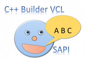 [C++ Builder VCL] Make your applications talkative and listening applications by using SAPI ( Speech Synthesis & Speech Recognition)