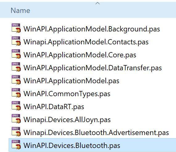 RAD Studio 10 2: Windows 10 VCL UWP/WinRT Support