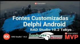 Custom Fonts on Android with Delphi 10.2 Tokyo