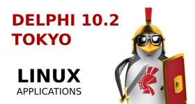 دلفي 10.2 طوكيو ـ مقدمة بناء تطبيقات لينوكس